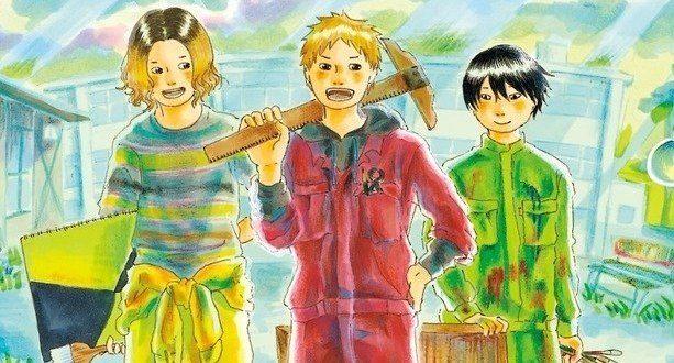 Découverte manga: Demande à Modigliani!