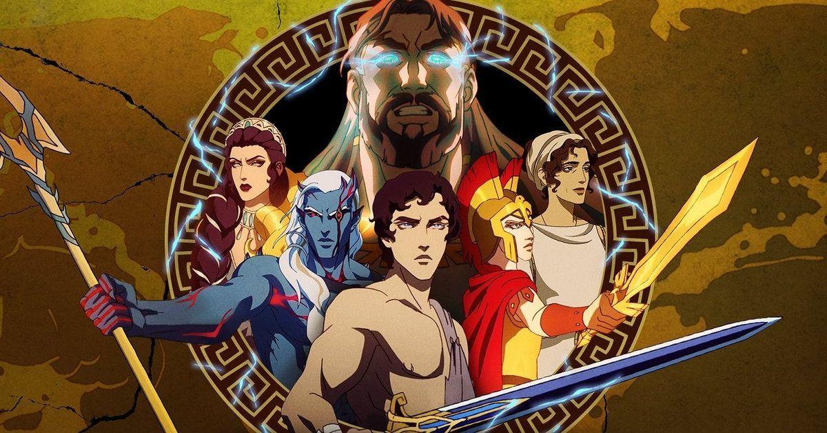 La série d'animation pour adultes Blood of Zeus a été très bien reçue par la critique et une deuxième saison est en production