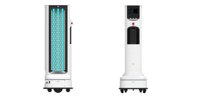 [CES 2021] LG dévoile un robot autonome qui aura pour mission notre santé!