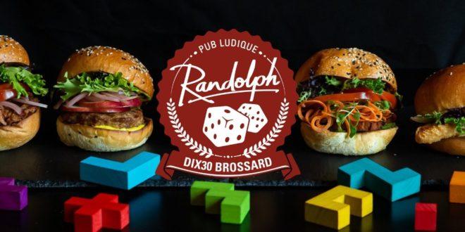 Le prochain Pub ludique Randolph sera ouvert au Quartier Dix30