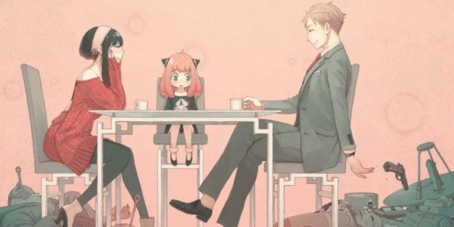 Découverte manga: Spy X Family