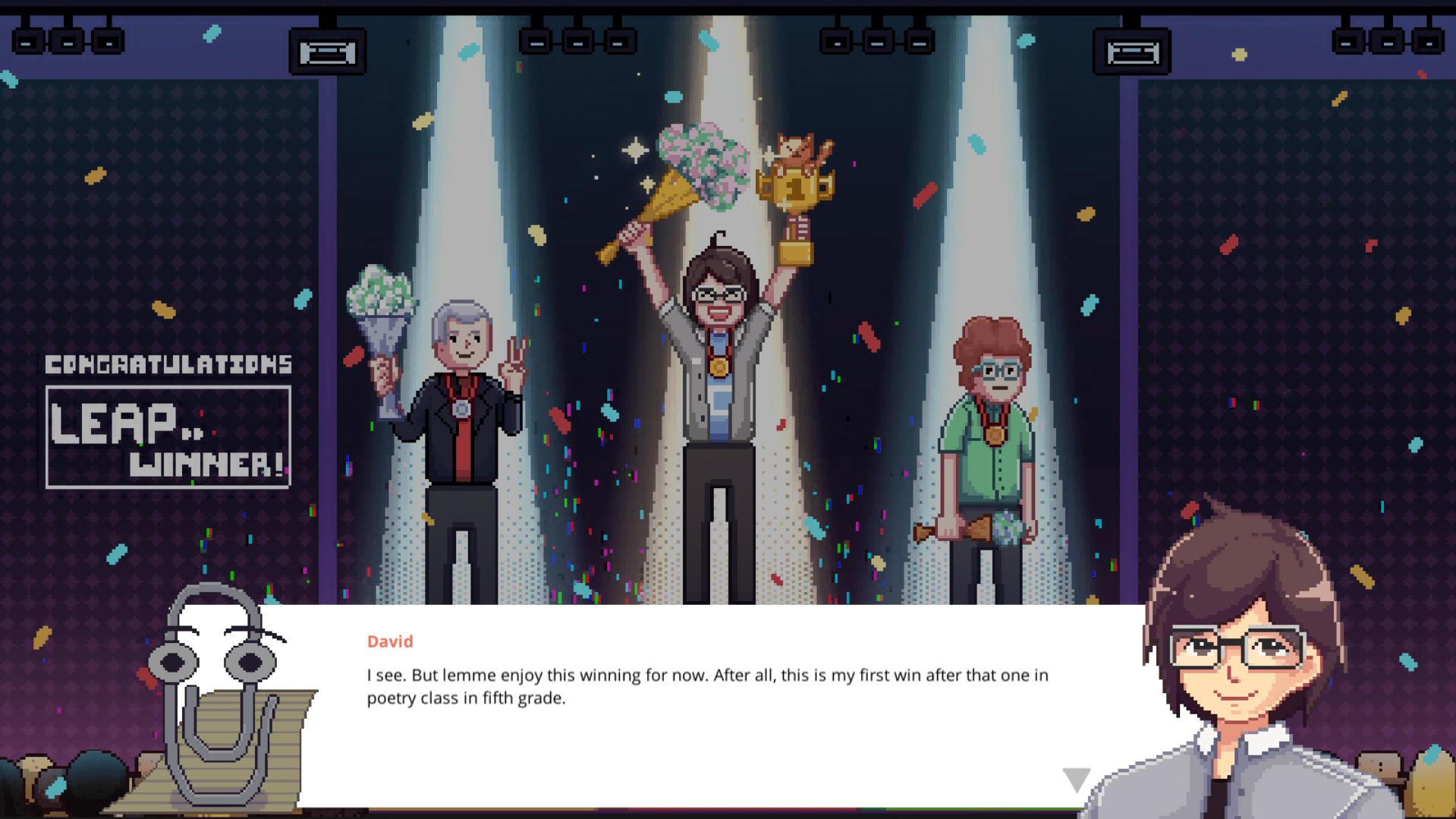 Et oui, Geekbécois gagne des compétitions!
