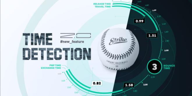 [CES 2021] Strike 2.0 pour rendre le baseball plus intelligent
