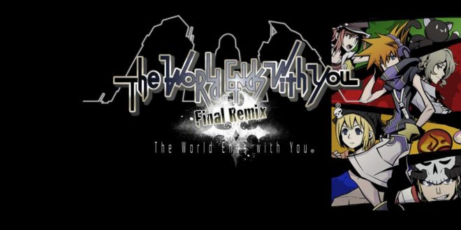 The world end with you -final remix-