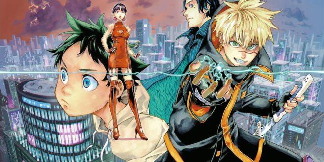 Découverte manga: Tokyo Shinobi Squad