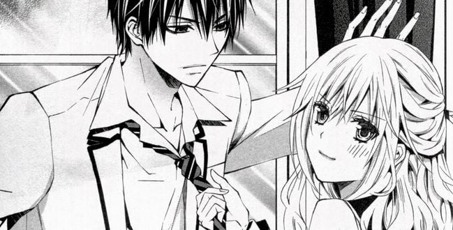 Découverte manga: Master & Slave