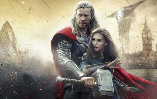 Natalie Portman dans Thor