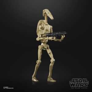Figurine pose Hasbro doide