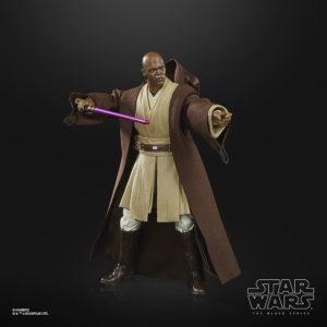 Figurine pose Hasbro Mace Windu