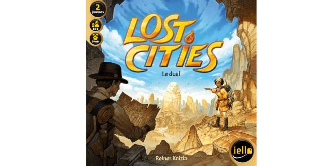 Lost Cities: Le duel – Une expédition sans pitié