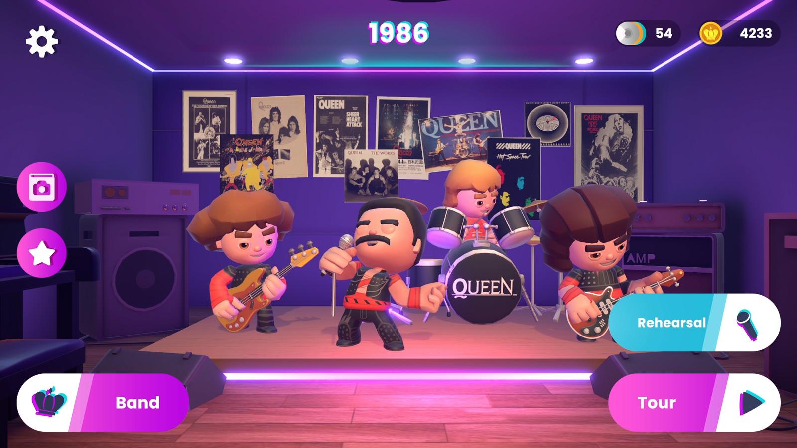 Libérerez le Freddie Mercury qui sommeille en vous dans Queen Rock Tour