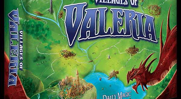 Villages Valeria couvercle boite