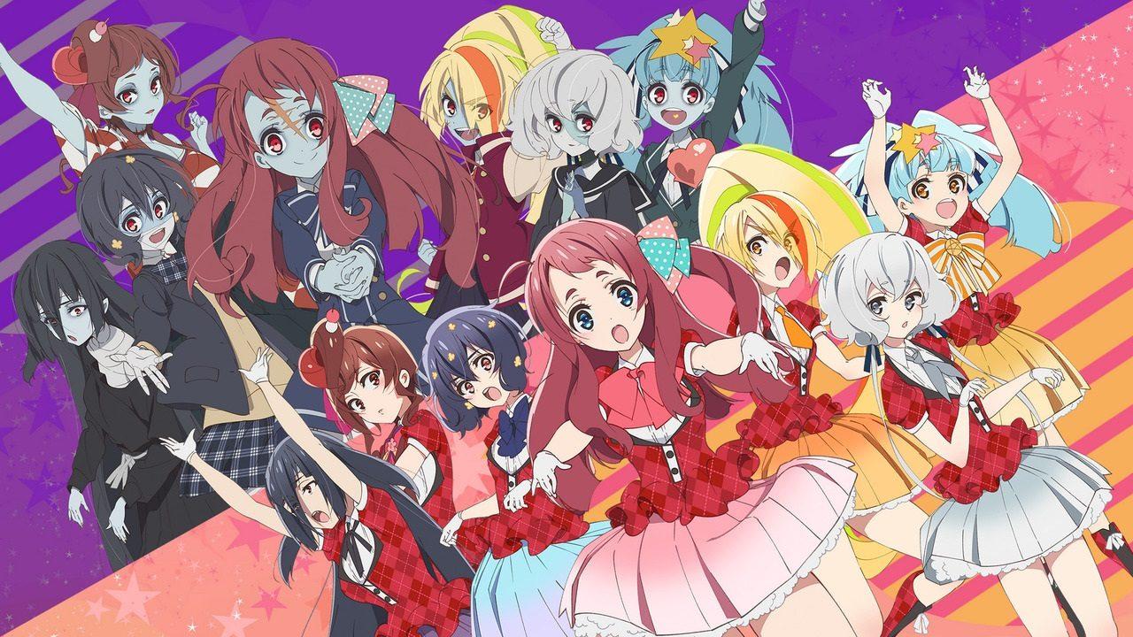 Animes japonais: programme du printemps 2021