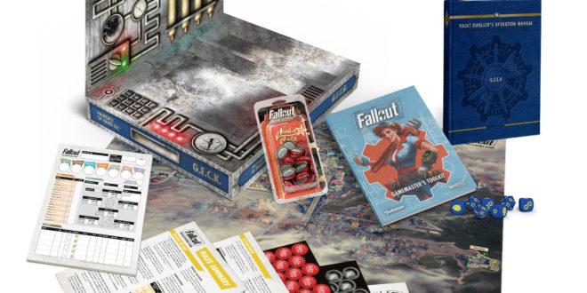 Pour environ 410$, les admirateurs de l'univers de Fallout pourront se procurer un paquet assez complet.