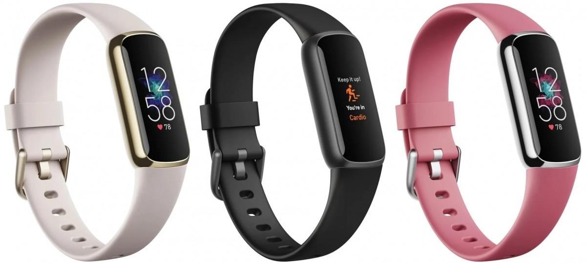 Le Fitbit Luxe a fière allure en plus d'offrir une panoplie de capteurs permettant à son utilisateur de mesurer plusieurs aspects de son quotidien.