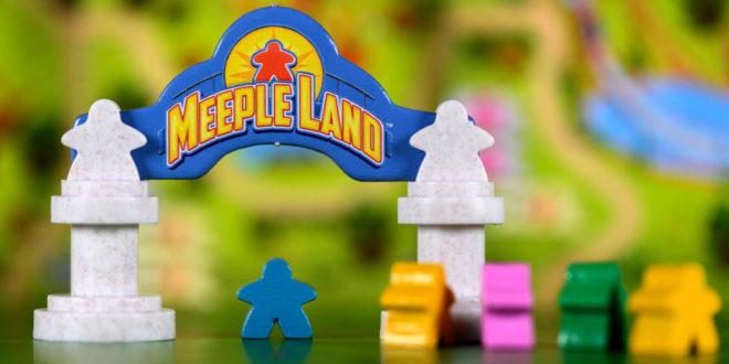 Meeple Land: laissons entrer tous les visiteurs!
