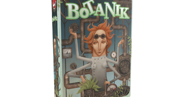 Botanik : du jardinage scientifique à travers le métal