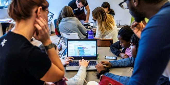 Technovation Girls : programmer pour trouver des solutions