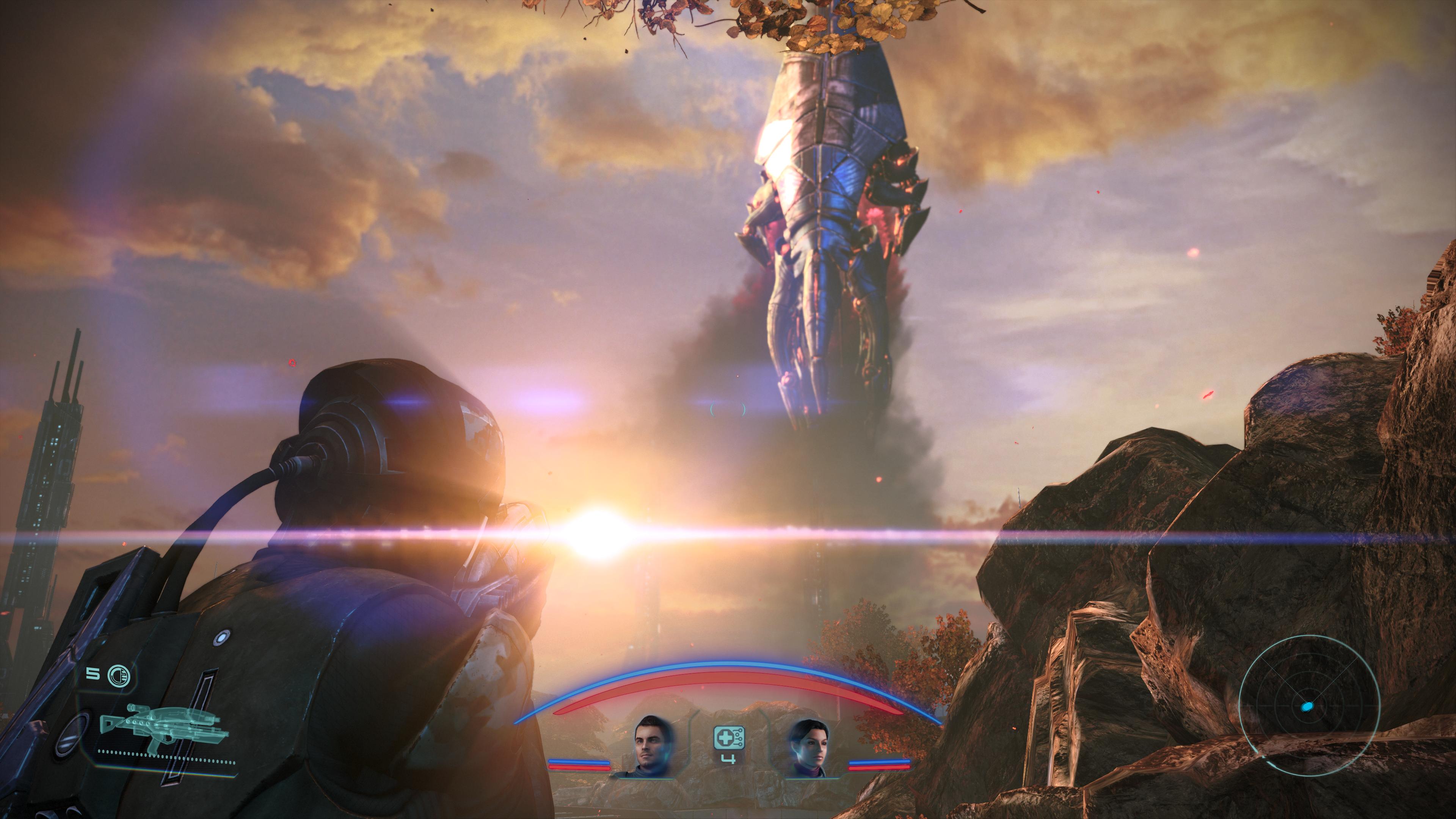 Retrouvez les Reapers, cette fois en résolution 4K!