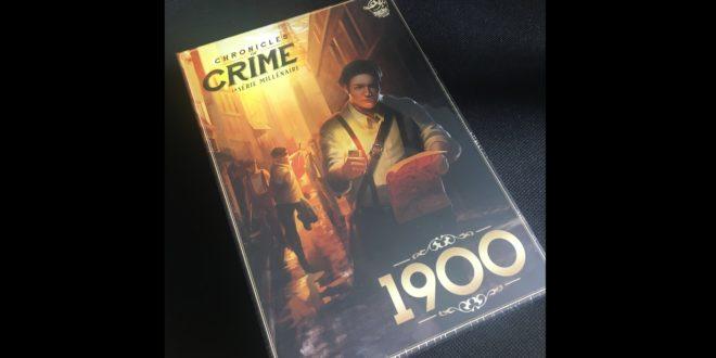 Chronicles of Crime: 1900 – Un jeu d'enquête saupoudré de jeu d'évasion