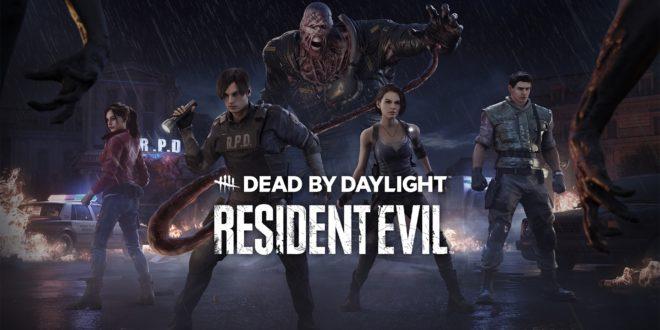 Dead by Daylight: Nemesis, Jill et Leon rejoignent la partie