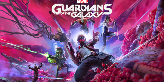 Marvel's Guardians of the Galaxy – Mes premières impressions du jeu