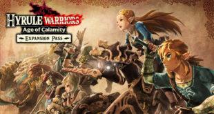 Hyrule Warriors - L'Ère du Fléau DLC