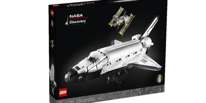 LEGO La navette spatiale Discovery de la NASA (10283): un ensemble légendaire!
