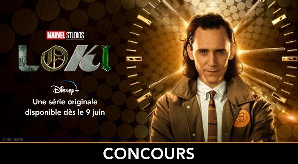 Soyez «Loki» avec un concours unique!