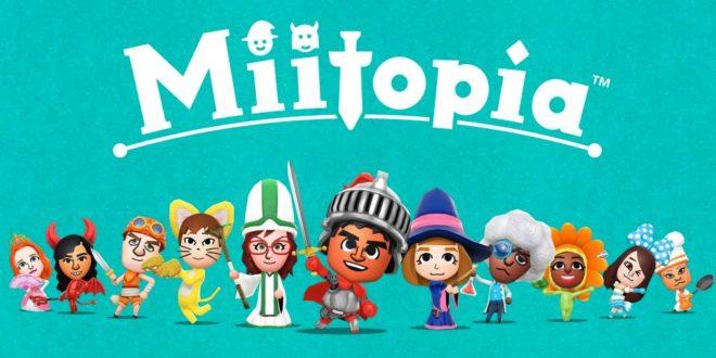 Miitopia: essayez de ne pas perdre la face!