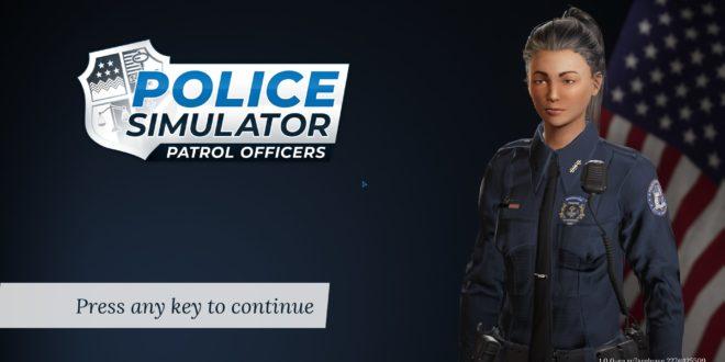 Police Simulator: Patrol Officers – Une simulation du travail de policier intéressante, mais truffée de bogues