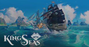 Capture d'écran King of Seas