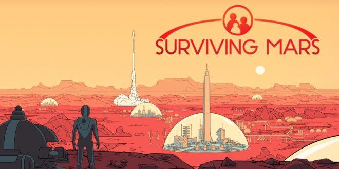 Surviving Mars: la planète rouge sans pitié