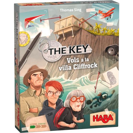 The Key –Vols à la villa Cliffrock