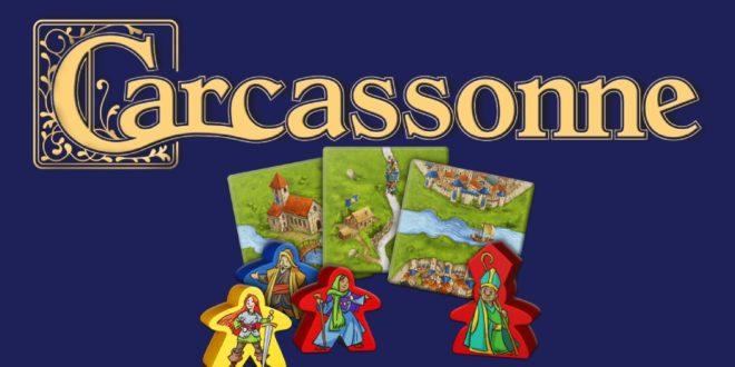 Carcassonne: une édition festive pour les 20 ans du jeu