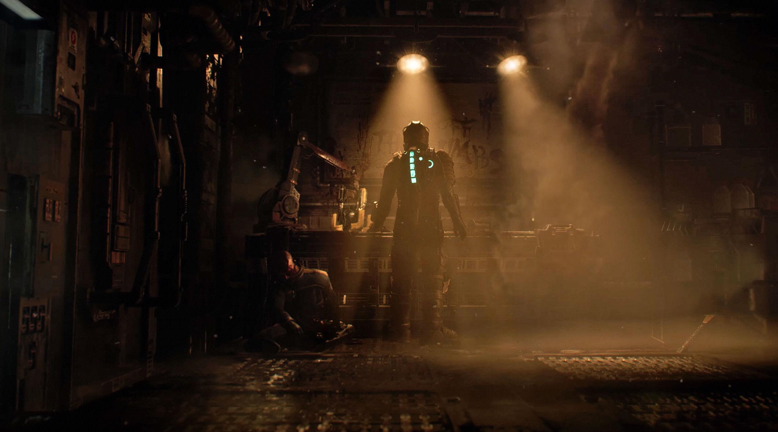Le remake de Dead Space sera offert uniquement sur les consoles de nouvelle génération PS5 et Xbox Series X/S