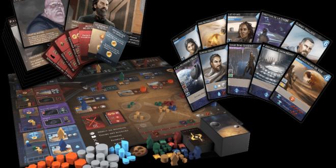 Dune Imperium, le jeu avant le film