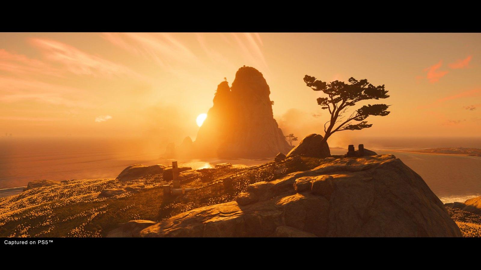Après l'île de Tsushima, ce sera au tour de celle de Iki de recevoir les aventures du héro Jin