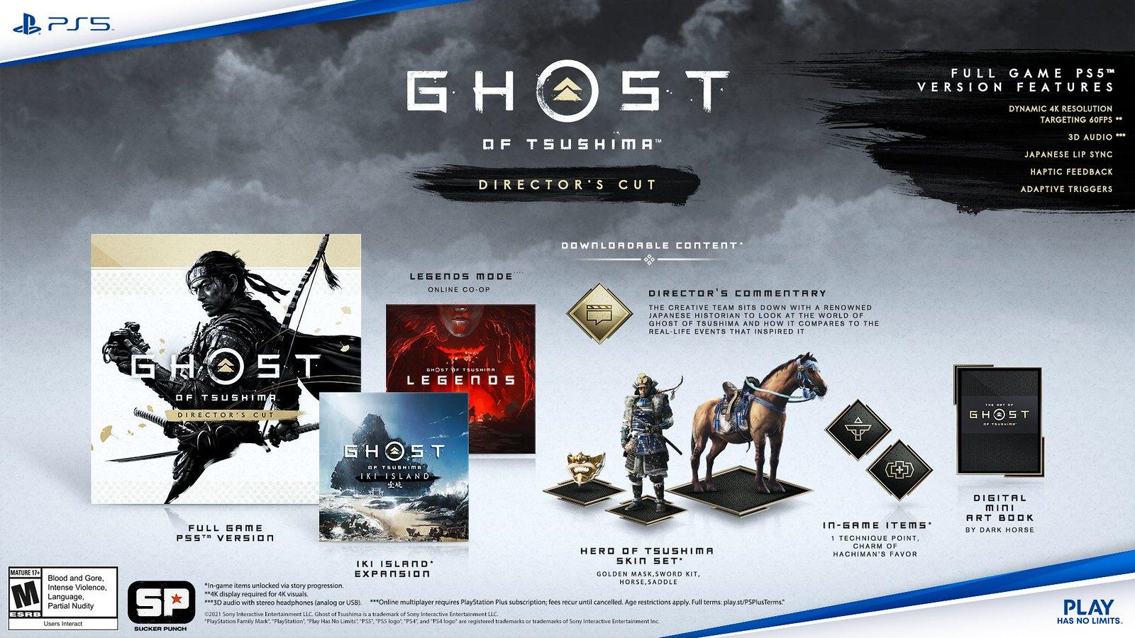 Le jeu est disponible en précommande chez plusieurs détaillants, de même qu'en ligne sur le PS Store