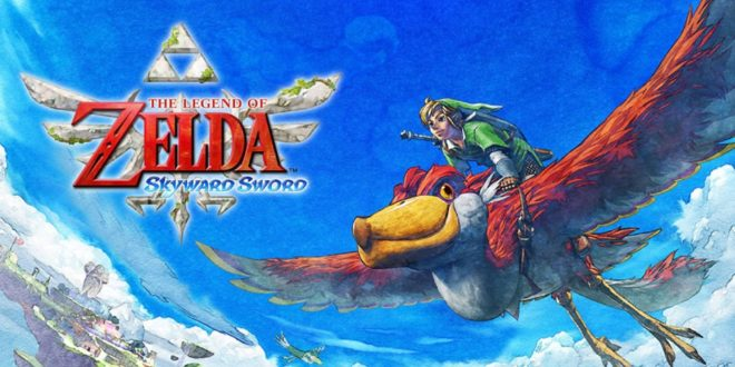 The Legend of Zelda: Skyward Sword HD – À la conquête des cieux