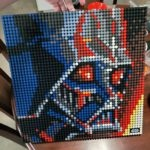 Star Wars The Sith LEGO Art