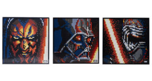 LEGO Art The Sith