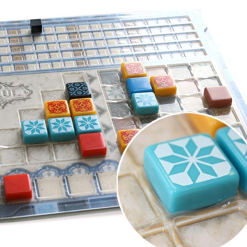 Azul Crystal Mosaic plateau