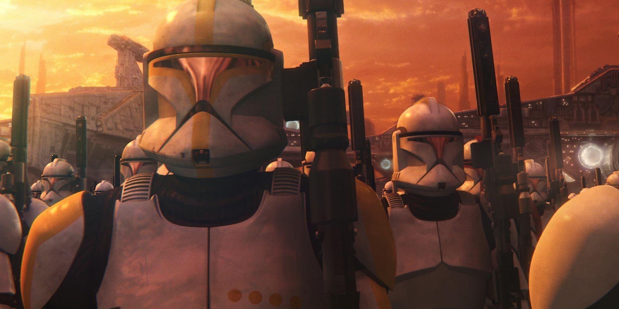 Clone Trooper Bad Batch