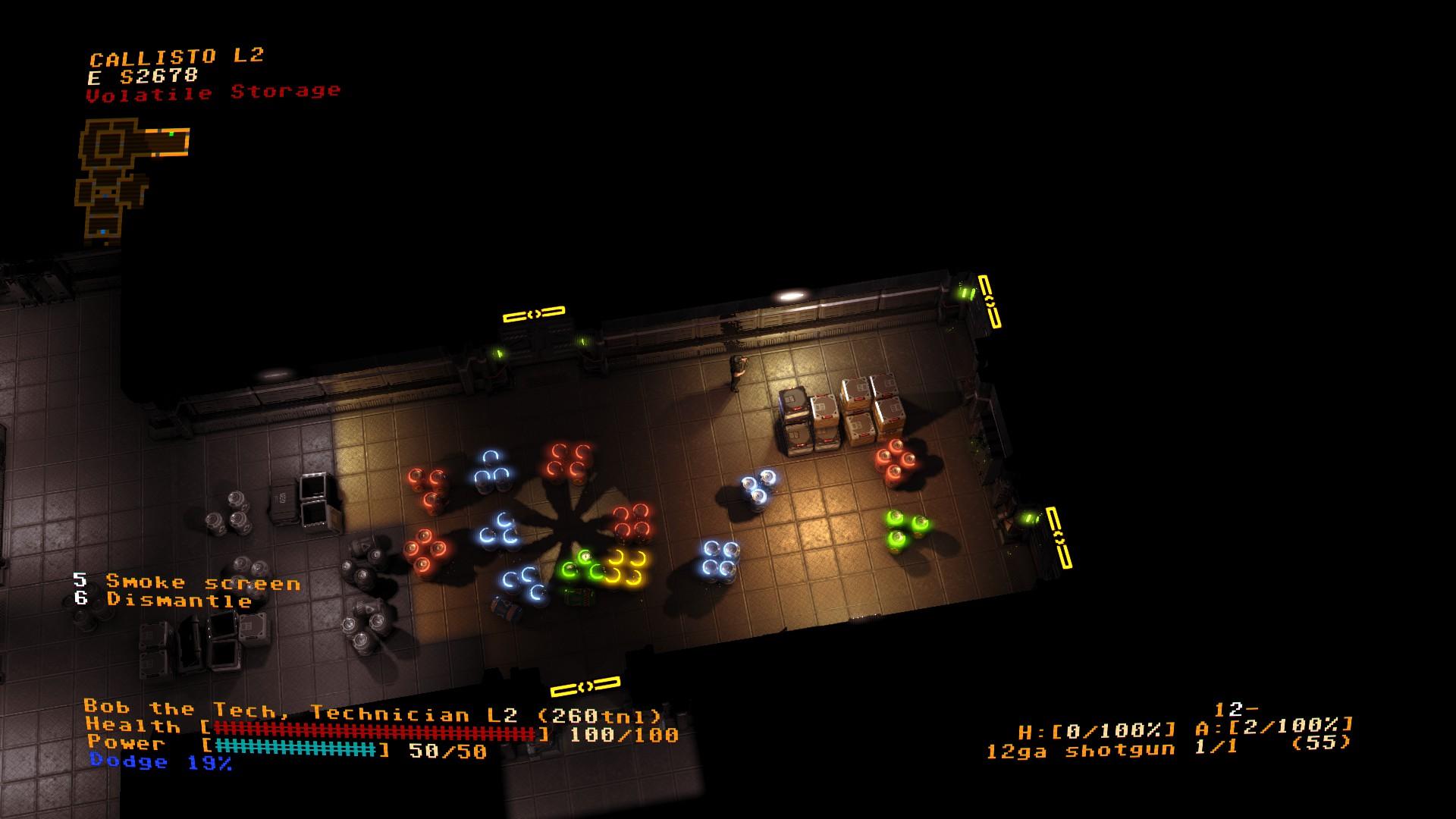 Parfois, un simple tir sur un baril explosif permettra d'éliminer tout un groupe d'ennemis