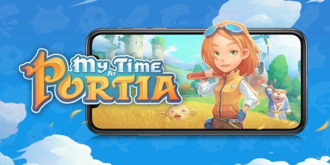 My Time at Portia sur mobile: une adaptation réussie