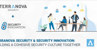 Partenariat Terranova Security et Security Innovation
