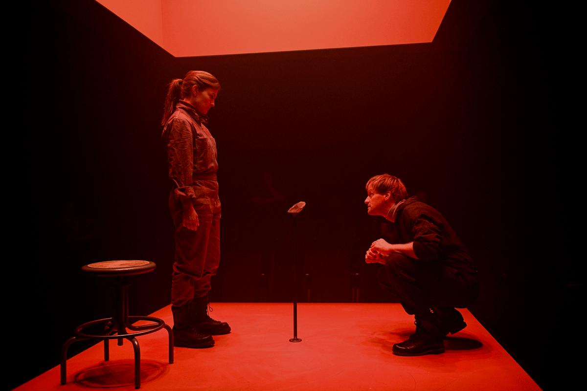 L'excellente pièce Seeker est présentement présentée au Théâtre d'Aujourd'hui