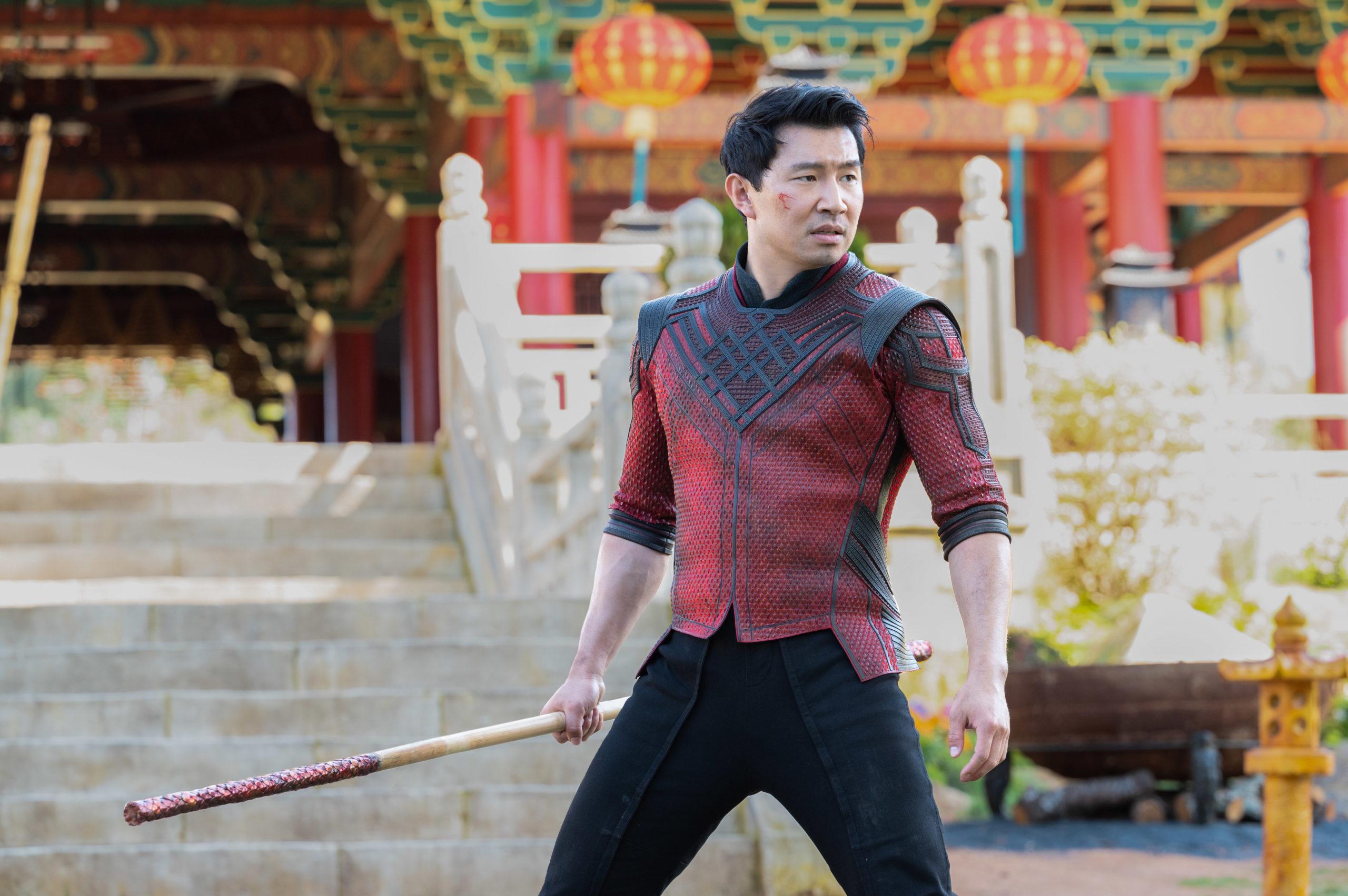 L'acteur canadien Simu Liu a effectué la majorité de ses cascades pour le film