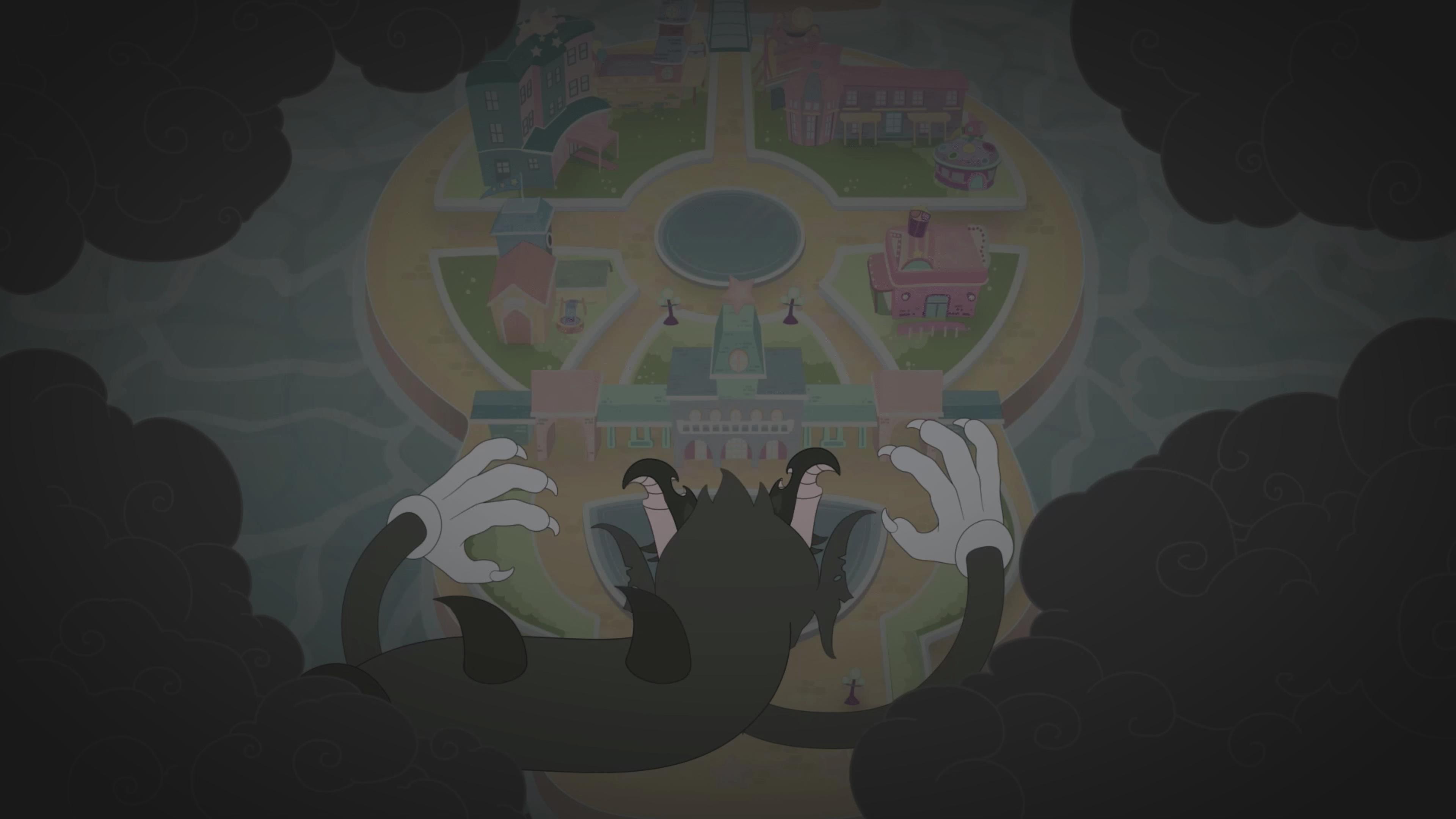 Le méchant Leviathan a volé les couleurs de votre monde et c'est à vous de les retrouver!